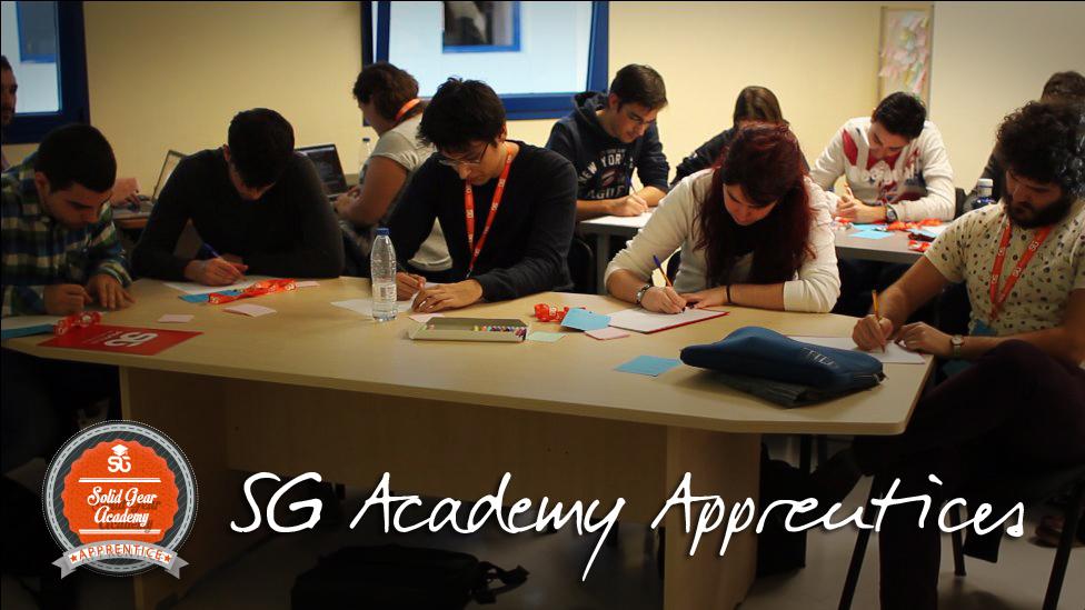 SolidGEAR academy