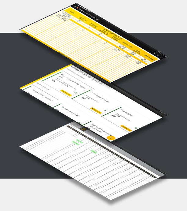 RECSA ad-hoc mobile solution