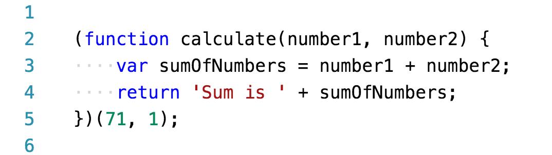Código JavaScript sin errores de estilo