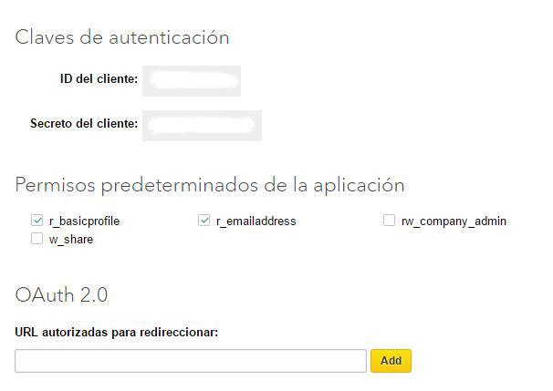 Linkeding Application