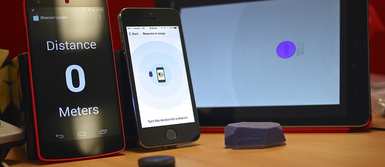 beacons android