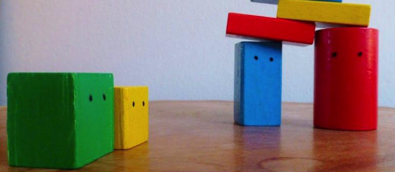 Clean architecture. Building Blocks