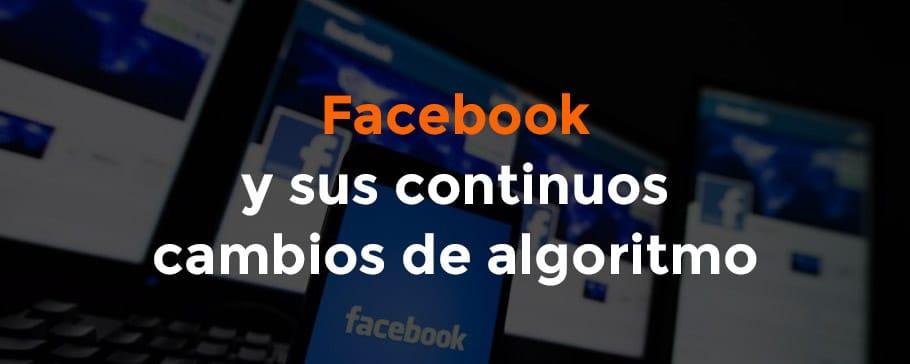 facebook algoritmos