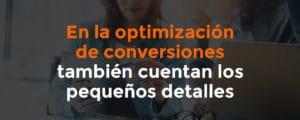 optimización conversiones