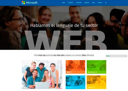 web microsoft