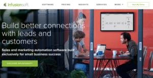 InfusionSoft - Herramientas Lead Nurturing
