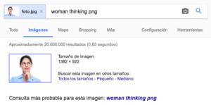 resultado de búsqueda